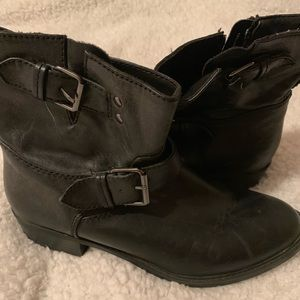 Mossimo Supply Co. Biker Boots